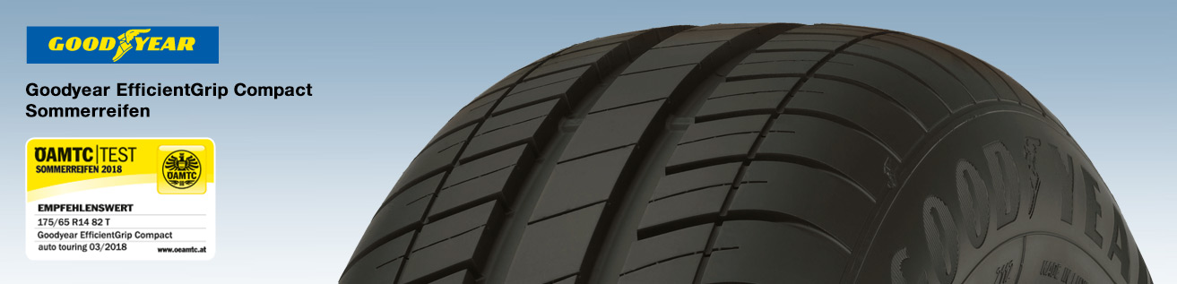 Goodyear EfficientGrip Compact